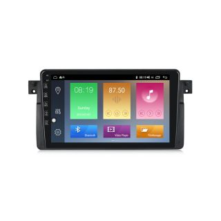 Navigatie BMW E46 Android 10, Octacore, 4GB Ram + 64GB, 9 inch